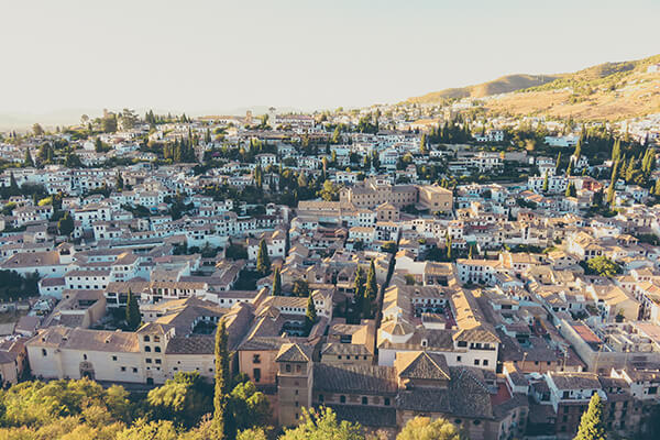 Experience Spain's unique villages on your camping holiday