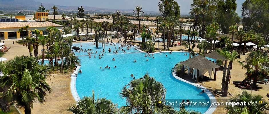 Marjal Costa Blance 5*****Fantastic facilities, 25 mins from Alicante