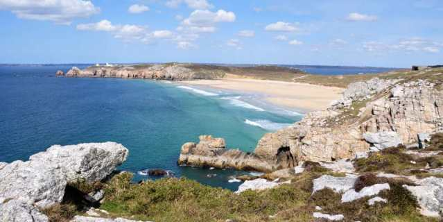 Camping holidays in Brittany on the French coast