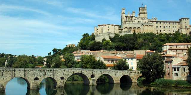 Camping holidays in beautiful Languedoc Rousillon